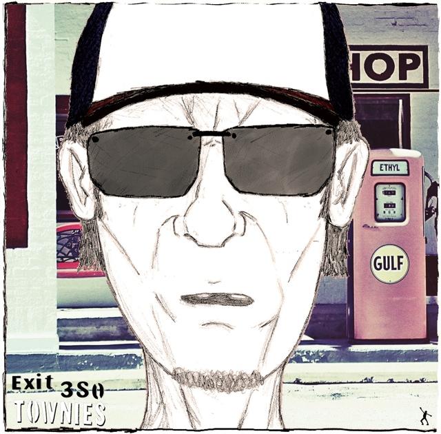 Art by Dustin Blocker, 2011
