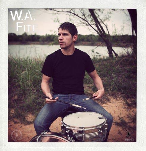 W.A. Fite | © 2011 Hand Drawn Records | James Villa Photography