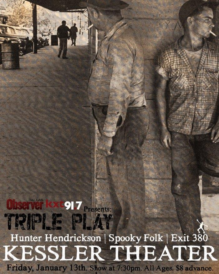 Hunter Hendrickson | Spooky Folk | Exit 380