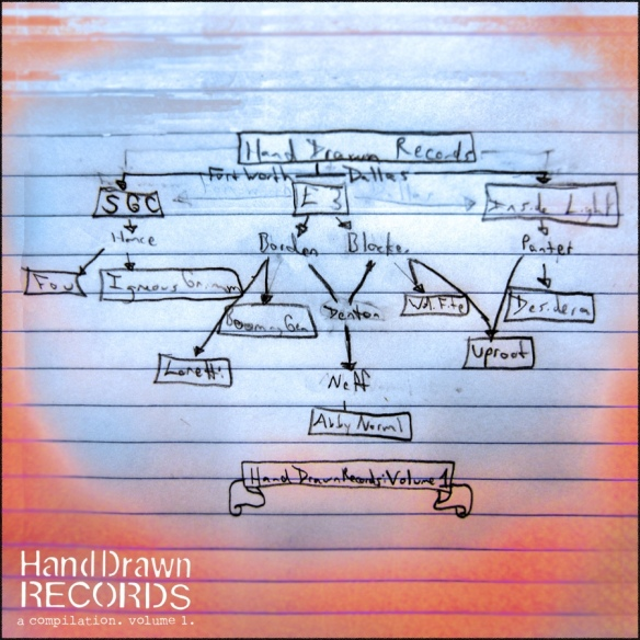 Hand Drawn Records. A Compilation. Volume 1.