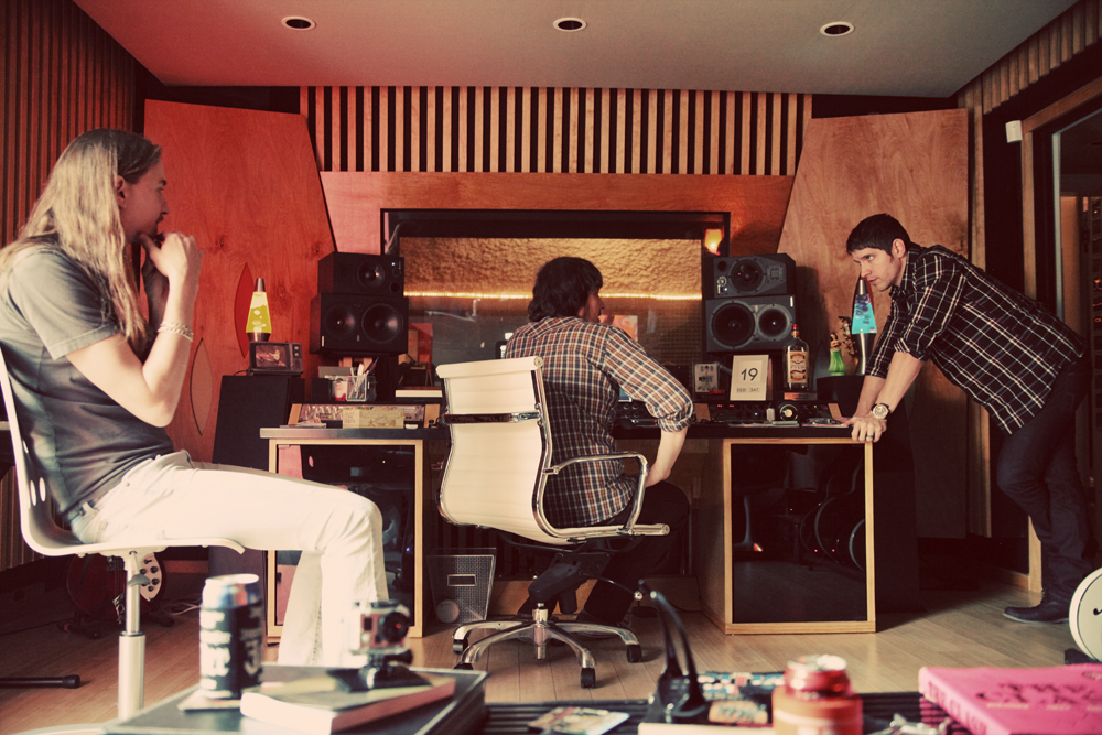 """A Song About Us"" by Exit 380 - Tracked at Pleasantry Lane Studios, Spring 2012"