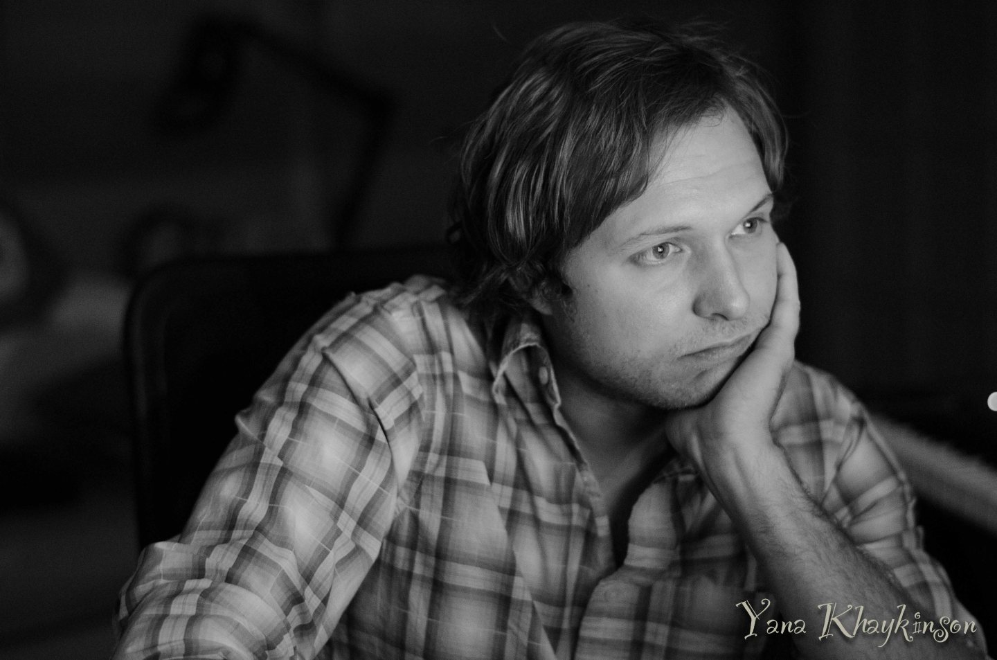 Andrew Tinker | Photo Courtesy Yana Khaykinson © 2014