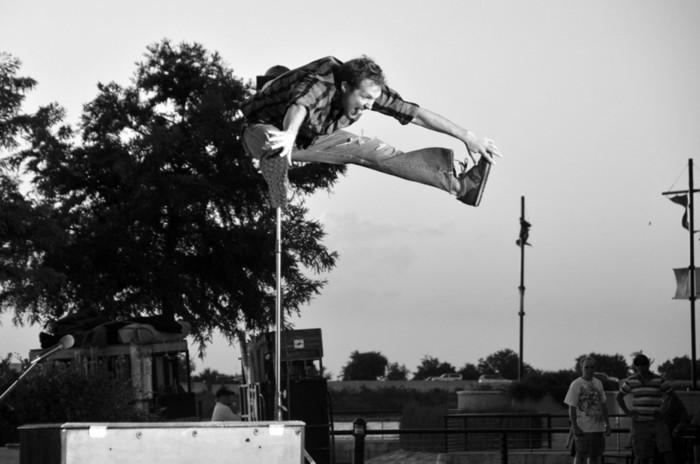 Andrew Tinker - Photo by Alexandria Olivia, Pegasus News