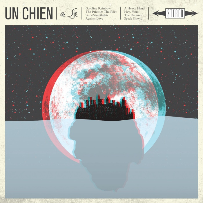 Album Art: Un Chien by Jordan Roberts 2013
