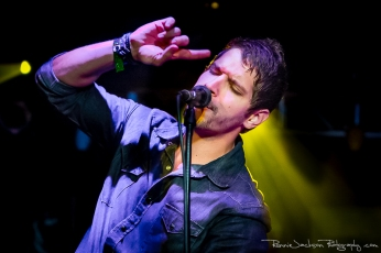 Exit 380 @ House of Blues Dallas - Cambridge Room (11/17/13) - Photo by Ronnie Jackson