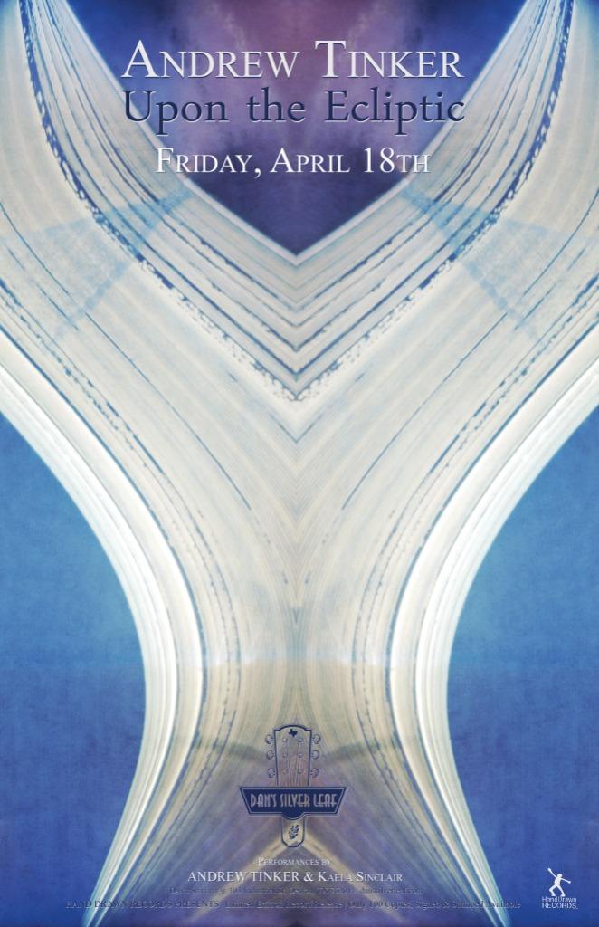 "APRIL 18TH: ""Upon the Ecliptic"" Album Release"